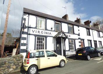 Thumbnail 4 bed end terrace house for sale in Virginia Terrace, Mill Road, Llanfairfechan, Conwy