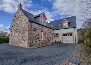 Thumbnail 4 bed detached house for sale in Ancrum, Jedburgh