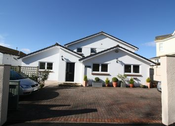 Thumbnail 5 bedroom detached house for sale in Higher Woodway Road, Teignmouth