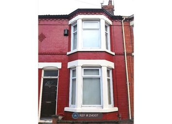 Thumbnail Room to rent in Vicar Road, Liverpool