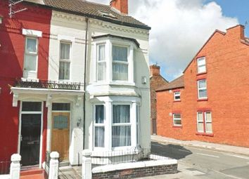 Thumbnail 5 bedroom terraced house for sale in Sheil Road, Kensington, Liverpool