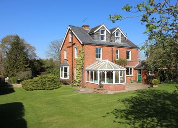 Thumbnail 5 bedroom detached house for sale in Petersfield Road, Ropley, Alresford