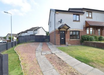Thumbnail 2 bed semi-detached house for sale in Briarcroft Place, Robroyston, Glasgow