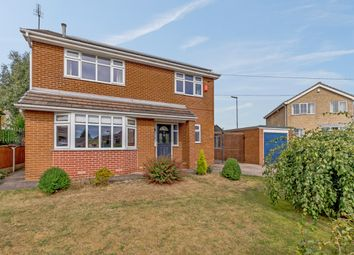 Thumbnail 4 bed detached house for sale in Stoneleigh Grove, Ossett, West Yorkshire