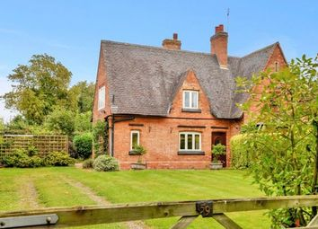 Thumbnail 1 bed semi-detached house for sale in Shackerstone, Nuneaton, Leicestershire