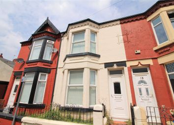 Thumbnail 2 bedroom terraced house for sale in Hornby Road, Bootle