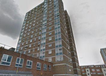 Thumbnail 2 bed flat for sale in Peverel House, Stour Road, Dagenham, Essex