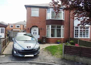 Thumbnail 3 bed semi-detached house for sale in Chesterton Grove, Droylsden, Manchester