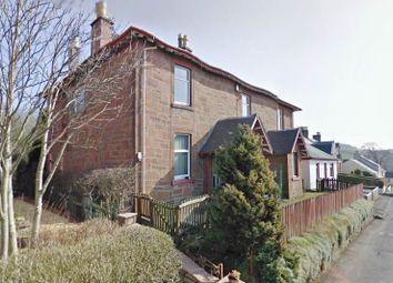 Thumbnail 2 bed flat for sale in 23-25, Knowehead, Dalmellington, Ayrshire KA67Qw