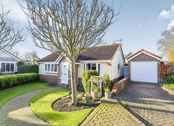 Thumbnail 2 bed bungalow for sale in Redwood Close, Bridlington