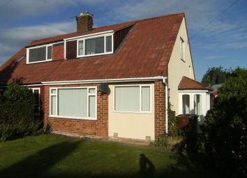 Thumbnail 3 bedroom bungalow to rent in Whitecliffe Crescent, Swillington, Leeds
