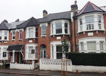 Thumbnail 4 bedroom terraced house to rent in Harpenden Road, West Norwood