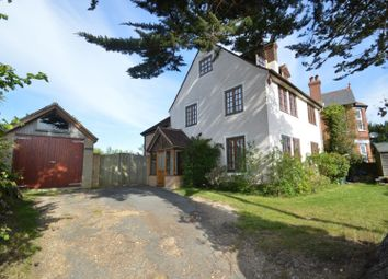 Thumbnail 5 bed detached house for sale in Eddington Road, St. Helens, Ryde