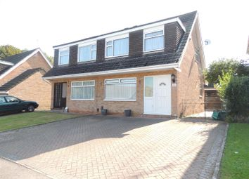 Thumbnail 3 bed semi-detached house for sale in Springville Close, Longwell Green, Bristol