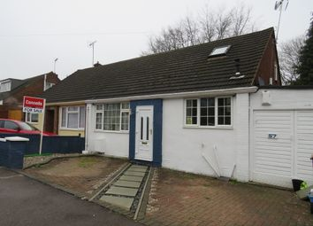 Thumbnail 3 bed bungalow for sale in Saywell Road, Luton