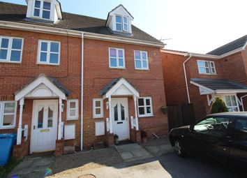 3 bed end terrace house for sale in Heatherwood Court, Bransholme, Hull HU7