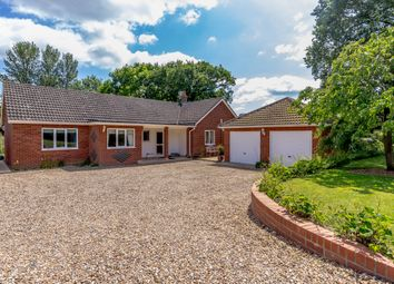 Thumbnail 4 bed detached bungalow for sale in Chequers Road, Norwich, Norfolk