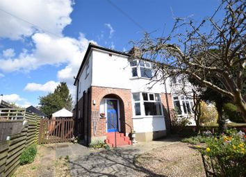 Thumbnail 3 bed semi-detached house for sale in Allens Lane, Sprowston, Norwich