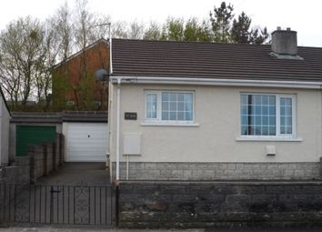 Thumbnail 2 bed bungalow to rent in Heol Y Bardd, Bridgend