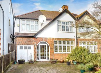 Thumbnail 4 bed semi-detached house for sale in Beresford Avenue, Surbiton