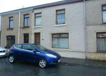 Thumbnail 3 bed terraced house for sale in Margam Street, Nantyffyllon, Maesteg, Mid Glamorgan