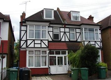 Thumbnail 1 bed flat for sale in Welldon Crescent, Harrow