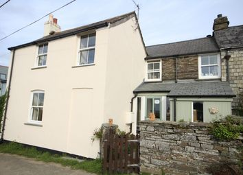 Thumbnail 3 bed semi-detached house for sale in Trelake Lane, Treknow, Tintagel