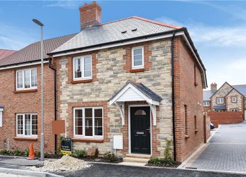 Thumbnail 3 bedroom end terrace house for sale in Farwell Crescent, Chickerell, Weymouth, Dorset