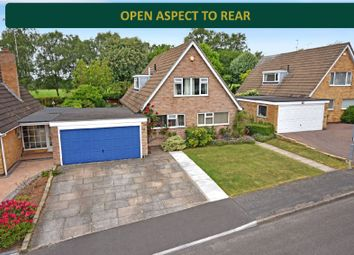 Thumbnail 4 bed detached house for sale in Belleville Drive, Oadby, Leicester