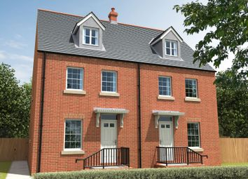 Thumbnail 3 bed terraced house for sale in The Errol, Eton Way, Boston