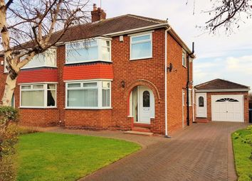 3 bed semi-detached house for sale in Meadfoot Drive, Brookfield, Middlesbrough TS5