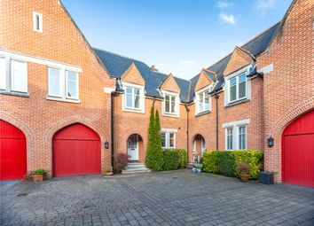 Thumbnail Terraced house for sale in Connolly Court, Holloway Drive, Virginia Water, Surrey