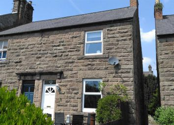 Thumbnail 2 bed end terrace house for sale in Cromford Road, Wirksworth, Matlock