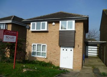 Thumbnail 4 bedroom property to rent in Favell Drive, Furzton, Milton Keynes
