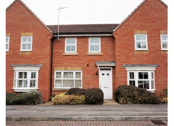 Thumbnail 3 bed terraced house for sale in Lintham Drive, Kingswood