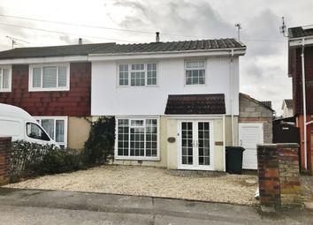3 bed semi-detached house for sale in Portal Road, Pinehurst, Swindon SN2