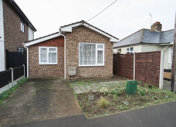 Thumbnail 2 bed bungalow to rent in Letzen Road, Canvey Island