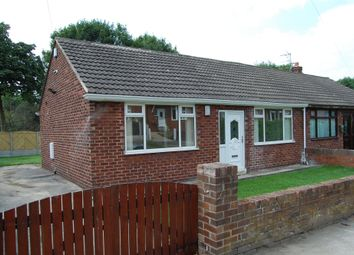 Thumbnail 2 bed semi-detached bungalow to rent in Cliff Park Avenue, Wakefield