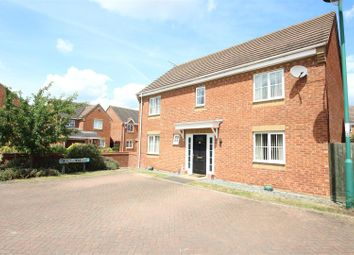 Thumbnail 4 bedroom detached house for sale in Sorbus Close, Hampton Hargate, Peterborough