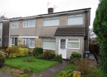 Thumbnail 3 bed semi-detached house for sale in Cefn Graig, Rhiwbina, Cardiff
