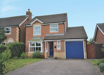 Thumbnail 3 bed detached house to rent in Foxglove Close, Bishop`S Stortford, Hertfordshire