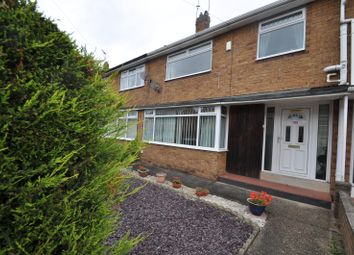 Thumbnail 3 bed terraced house for sale in Sutton House Road, East Hull