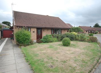 Thumbnail 3 bed detached bungalow for sale in Priory Way, Snaith, Goole
