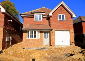 Thumbnail 4 bed detached house for sale in Avenue Road, Cranleigh