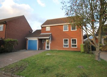 Thumbnail 3 bed detached house to rent in Conyers, Wymondham