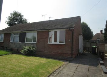 Thumbnail 2 bed semi-detached bungalow for sale in Lutley Close, Bradmore, Wolverhampton