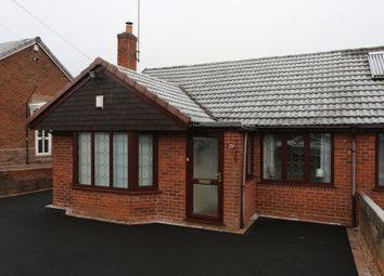 Thumbnail 2 bedroom bungalow to rent in Blythe Avenue, Meir Heath