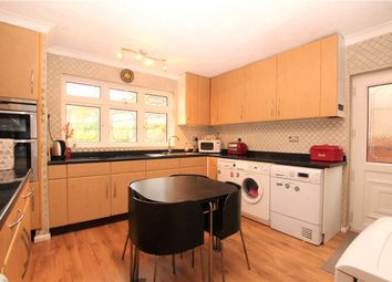 Thumbnail 2 bed semi-detached bungalow for sale in Worlds End Lane, Green Street Green, Kent