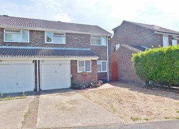 Thumbnail 3 bed semi-detached house for sale in Plymouth Drive, Stubbington, Fareham