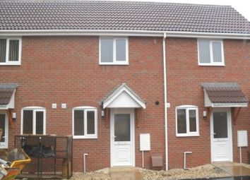 Thumbnail 1 bed terraced house to rent in Cherry Tree Close, Putson, Hereford